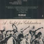 Highlight for Album: A Night for Celebration