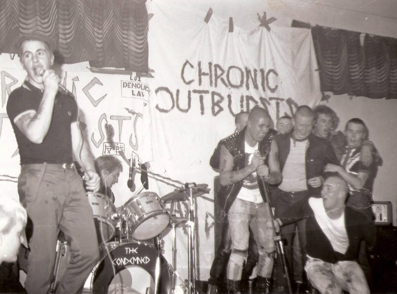 Chronic Outburst classic Pic Kindly supplied by Bonzi