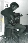 Hero's studio session 1982. Ed 01 (photo by Video-Head)
