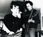Hero's studio session 1982. Ed Steve Spon 01 (photo by Video-Head)