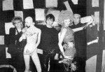 """UK Decay early 1981 """"Punk-Gothique"""" with Lorraine Turvey on bass"""