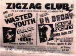 Zig Zag Club Advert 1982