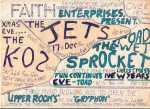 K-Os- The Jets- Toad The Wet Sprocket, December 1977