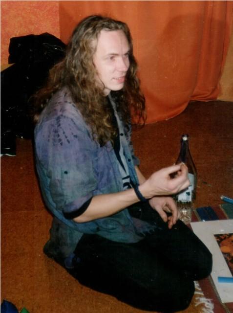Steve at Del and Jacs