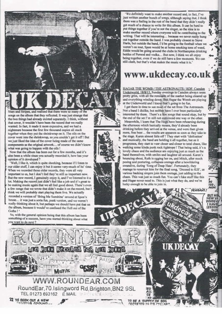 Fear & Loathing interview pt 3