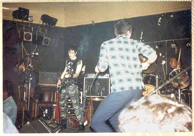 Ritual: Birmingham UK: Golden Eagle 16.2.83 pic4