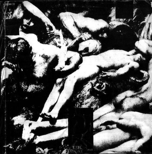Sexual/Twist In The Tail: UK Decay; Fresh Records; rear