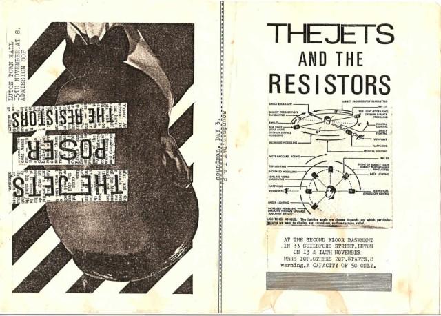 Jets-Poser-Resistors