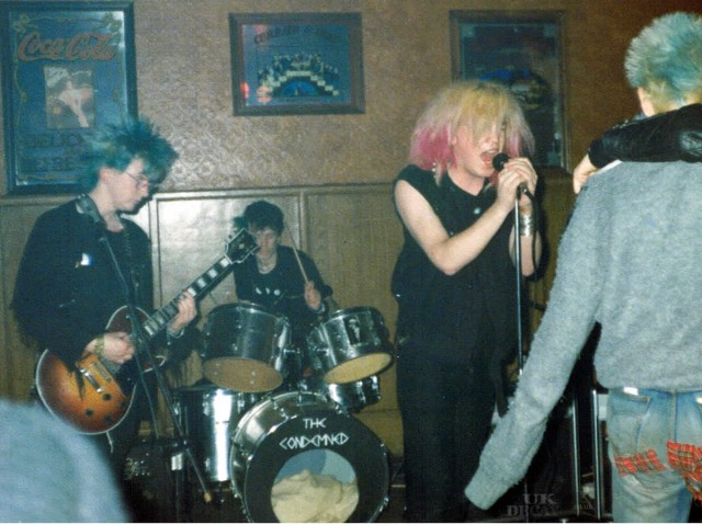 Karma Sutra The Crystal Palace St. Albans April 1983