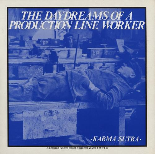 The Daydreams of a Production Line Worker Album Front