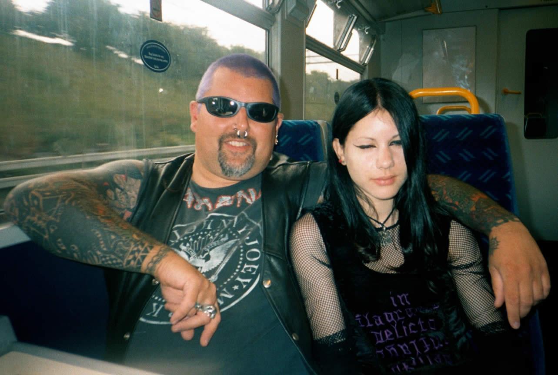 Bonzi and Daughter 2003