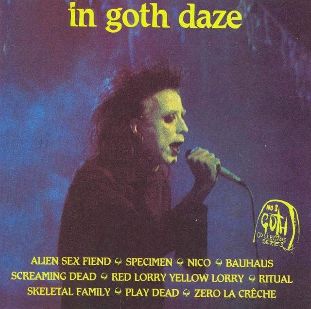 In Goth Daze front