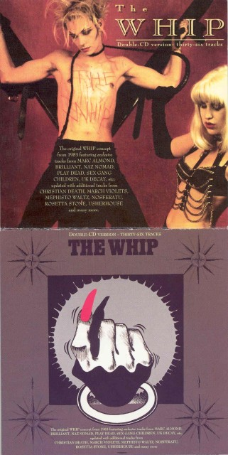 The Whip - front