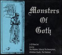monsters of goth