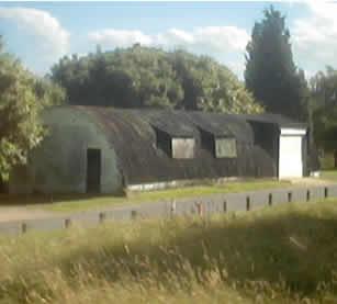 The Nissan Hut Marsh Farm